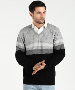 Purple X-Large G-III Mens Red Zone V-Neck Pullover