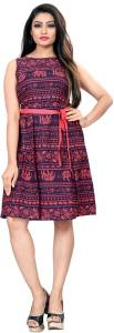 Ethnic 4 You Women'S Multicolour Dresses