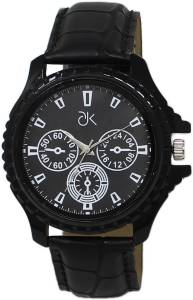 ADK AD-04 NEW FANCY BLACK COLOR WATCH