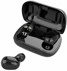HBNS TWS Wireless Earphones Bluetooth 5.0 Headphones Bluetooth Headset with Mic