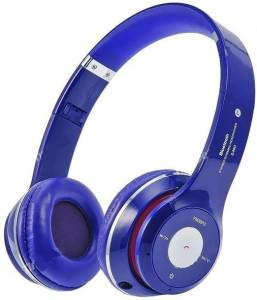 Cospex Stereo Bluetooth Headphone Foldable With TF SD Card,Fm Bluetooth Headset with Mic