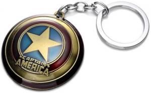 Gadget Deals Captain America Key Chain