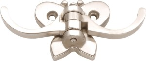 Doyours Butterfly Multipurpose for home & kitchen 2 - Pronged Hook Rail