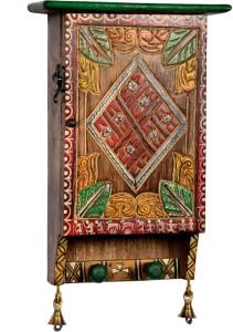Exclusivelane Antique Carving Wooden