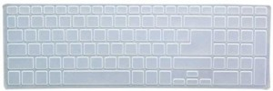 Saco Chiclet Protector Cover For Acer Aspire E5-571 Notebook Laptop Keyboard Skin