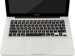 Saco Silicone Chiclet Protector Cover Fit for Apple MD761HN/A MacBook Air Laptop Keyboard Skin