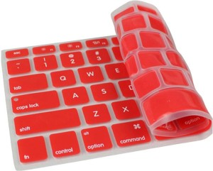 Pindia Mc234hn/A & Mc234ll/A Anti Dust Stain Silicon Cover Apple Macbook Air 13 13.3 Inch Keyboard Skin