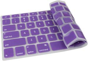 Pindia Mc233hn/A & Mc233ll/A Anti Dust Stain Silicon Cover Apple Macbook Air 13 13.3 Inch Keyboard Skin