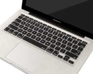 Transparent Saco Chiclet Keyboard Skin for/ Apple/ MGX72HN//A MacBook Pro