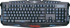 MARVO Scorpion Dark Night Black Light Wired Gaming Keyboard Wired USB Gaming Keyboard