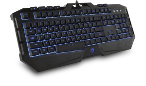 Circle Adroit X7C Wired USB Gaming Keyboard