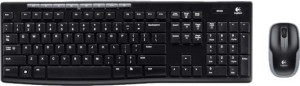 Logitech MK260r Wireless Keyboard and Mouse Combo