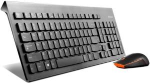 Lenovo 500 Wireless Laptop Keyboard ( Black )