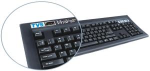 TVS-e Gold Bharat Wired USB Laptop Keyboard