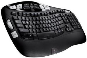 Logitech K350 Wireless Laptop Keyboard