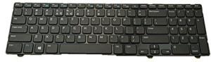 Dell For Inspiron 15 (3521) 15 (3537) 15R (5521) 15R (5537) 15R (I5535) 15V-1316 15VR-1106 M511R M531R Latitude 3540 Vostro 2521 Internal Laptop Keyboard
