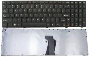 Tech Gear Replacement Keyboard For LENOVO IDEAPAD G570 G575 G570A G570AH G570E G570 Wireless Laptop Keyboard