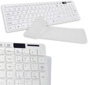 Guruji Mart 0010 Wireless Laptop Keyboard