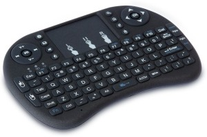 HashTag Glam 4 Gadgets HT 2.4 MINI TOUCH PAD 363 Wireless Tablet Keyboard