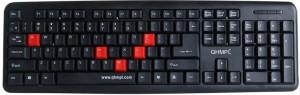 Quantam QHM7403 Wired USB Tablet Keyboard
