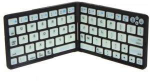 Shrih SHR-9199 Folding Bluetooth Tablet Keyboard