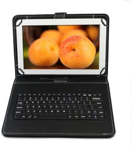 I Kall N4 Tablet with Keyboard 8 GB 7 inch with Wi-Fi+4G