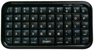 ION iType Bluetooth Tablet Keyboard