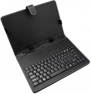 A Connect Z Stylish KBD-001-AcZ-104 Wired USB Tablet Keyboard