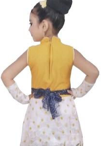 d5beff24a94 MKB Baby Girl s Maxi Full Length Casual Dress Yellow Sleeveless Best ...
