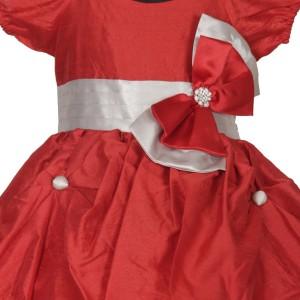 b67db0f13 Samsara Couture Girl s Maxi Full Length Party Dress Red Cap Sleeve ...