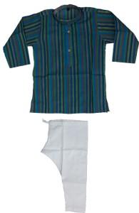 e9668d1c819e Pogo Boys Kurta and Pyjama Set Multicolor Pack of 1 Best Price in ...