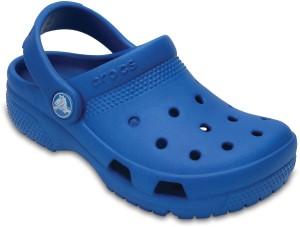 65cece9f7 Crocs Boys Girls Slip on Clogs Blue Best Price in India