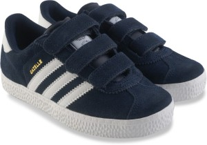 Adidas Originals Boys Girls Velcro Blue Best Price in India  436c2893c