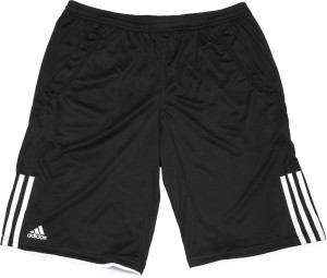 314d8929c3aa Adidas Short For Boys Sports Solid Polyester Black Best Price in ...