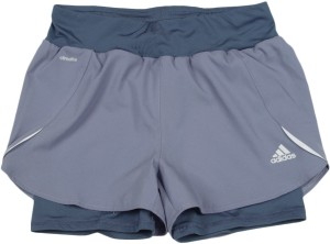 97478083 Adidas Short For Girls Solid PolyesterGrey