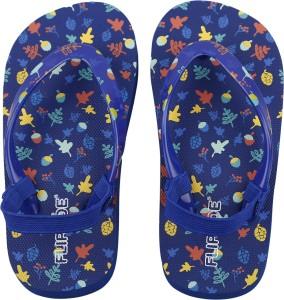 ee0ef7daeb55 Flipside Girls Slipper Flip Flop Blue Best Price in India