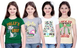 Sini Mini Girls Cotton Top