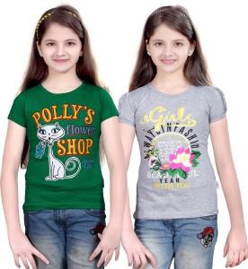 Sini Mini Girls Casual Cotton Top