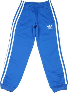 e9c4b8cda Adidas Track Pant For Boys Blue Pack of 1 Best Price in India ...