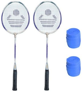 Cosco Cb 150 E With 1 Pair Of Grips Badminton Kit