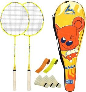 Guru Magic-5 Badminton Kit