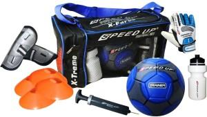Speed Up Deluxe 7pcs Training Combo Football Kit