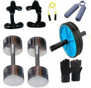 Krazy Fitness Exercise Equipments Gym & Fitness Kit