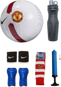 Retail World Brazuca Combo Football Kit