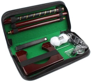 PackNBuy Executive Indoor Golf Kit