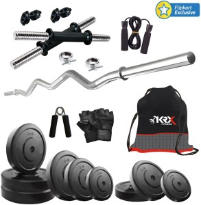 KRX 20KG COMBO 3 Gym & Fitness Kit
