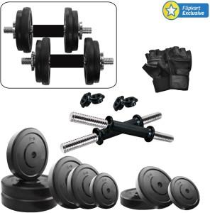 KRX 12 KG DM COMBO 3-WB Gym & Fitness Kit