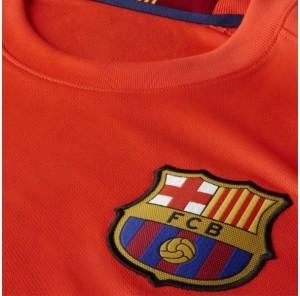 d456d420c Navex Navex Football Jersey Club Barcelona Orange Short Sleeve Ket L  Football Kit