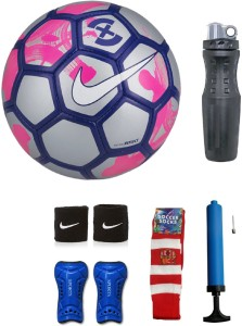 Retail World Silver X Combo Football Kit