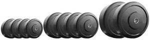 Protoner 20 Kgs Spare Plates (5 Kg X 4) Gym & Fitness Kit